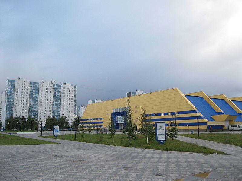 Олимпия город Нижневартовск 2019
