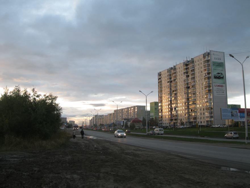 Смотреть красивое фото города Нижневартовска бесплатно