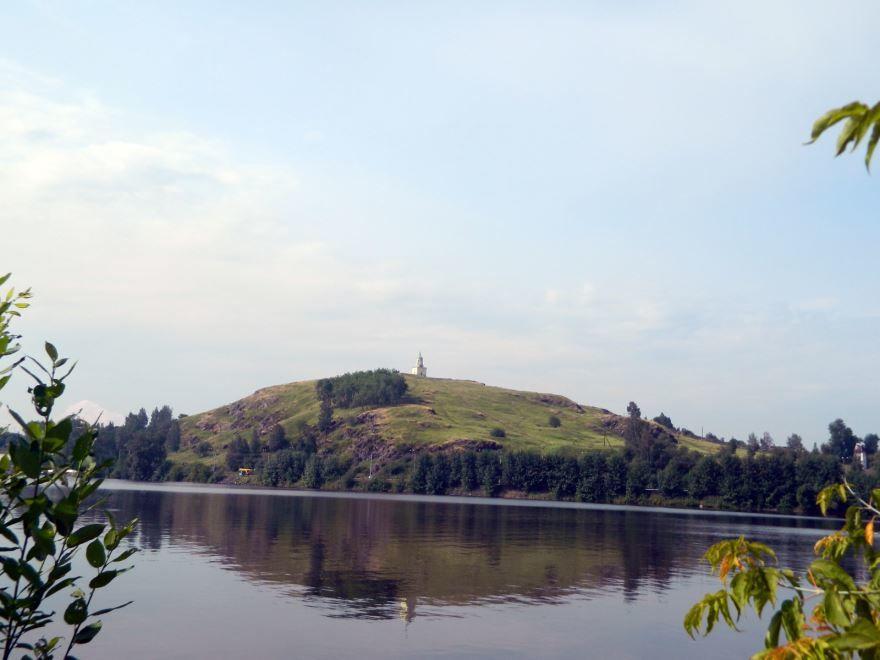 Смотреть красивое фото Лисья гора город Нижний Тагил в хорошем качестве