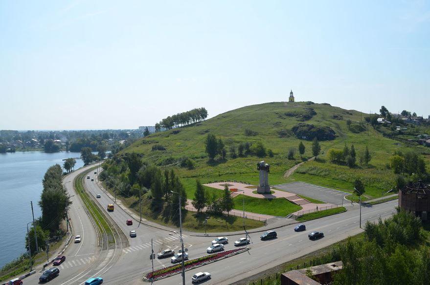 Сторожевая башня на Лисьей горе город Нижний Тагил