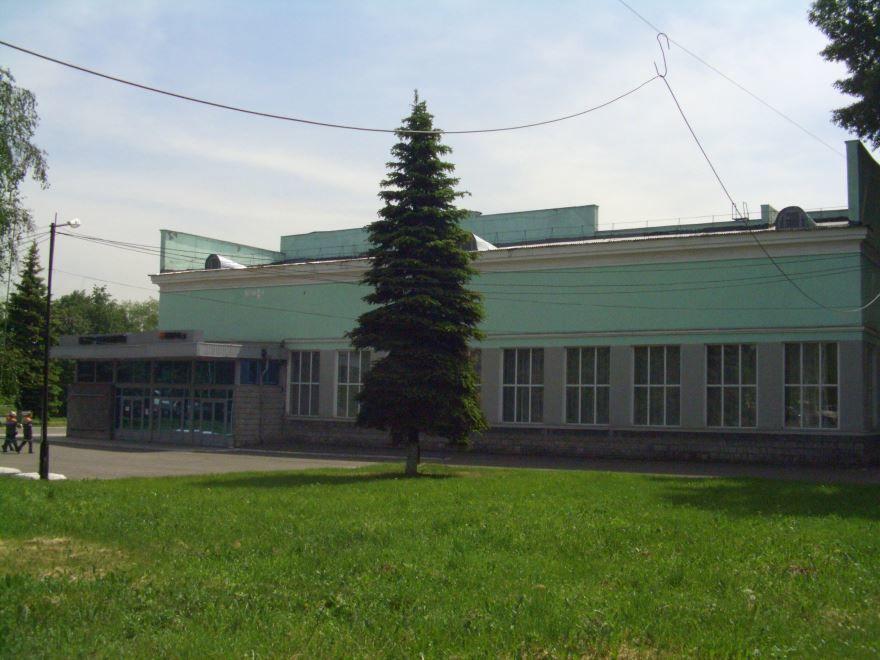 Театр Металлургов город Новокузнецк