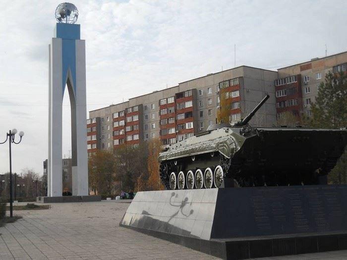 Скачать онлайн бесплатно лучшее фото достопримечательности города Новотроицк в хорошем качестве