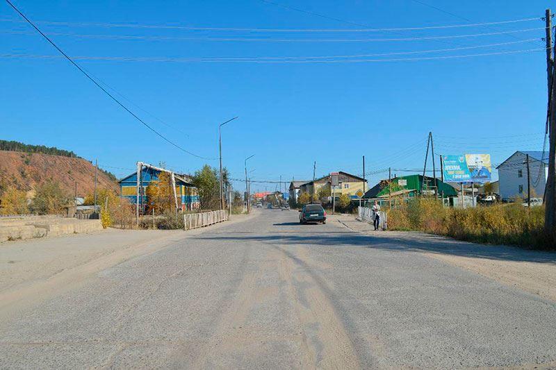 Смотреть красивое фото улиц города Олекминск в хорошем качестве