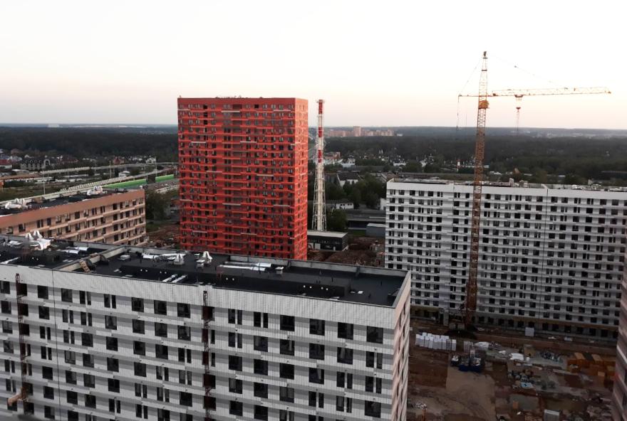 Скачать онлайн бесплатно лучшее фото города Одинцово в хорошем качестве