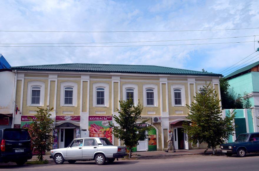 Смотреть красивое фото улицы города Новохоперск в хорошем качестве
