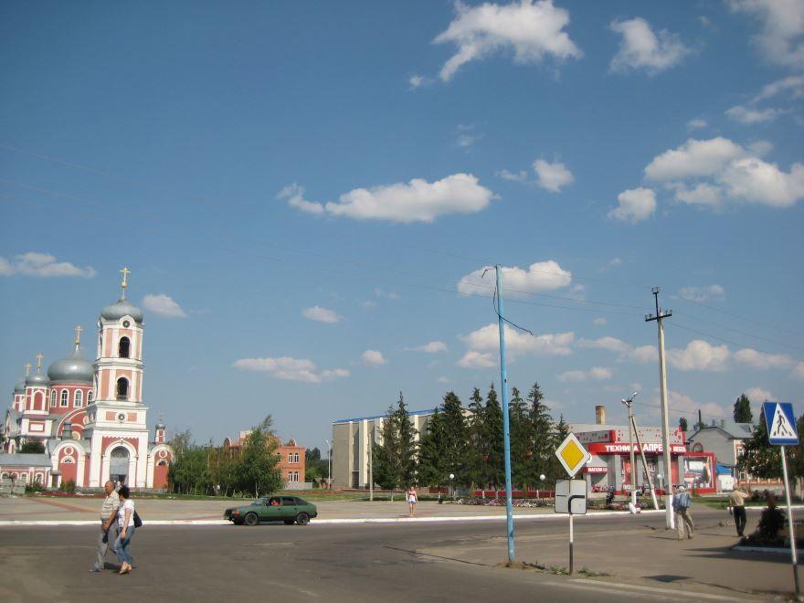 Смотреть красивое фото город Новохоперск 2019 в хорошем качестве