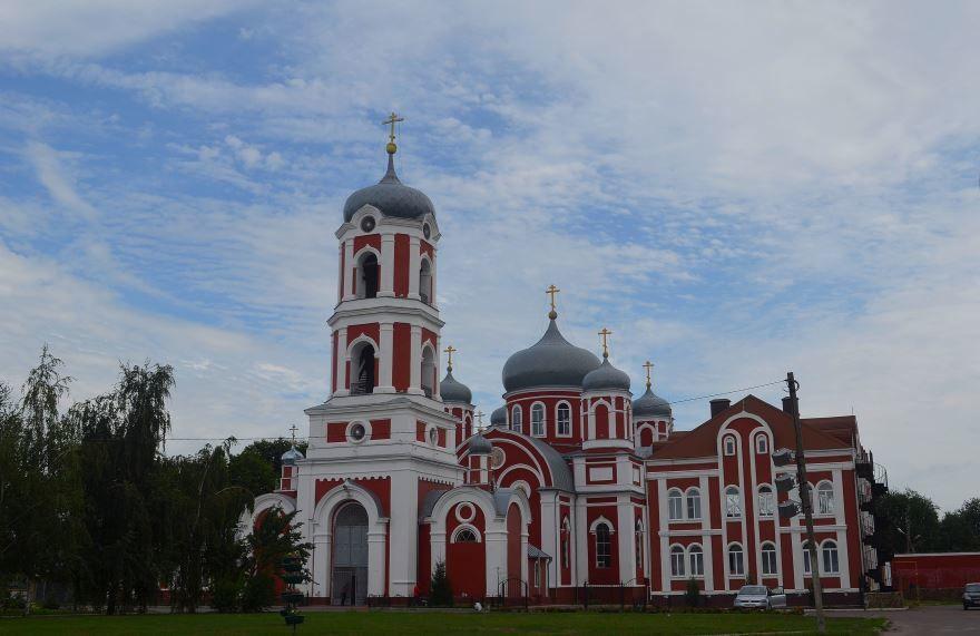 Воскресенский собор город Новохоперск