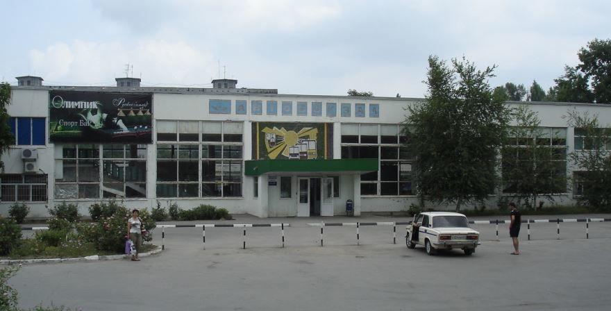 Автовокзал город Новочеркасск
