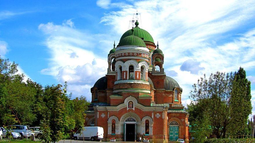 Церковь Александра Невского город Новочеркасск