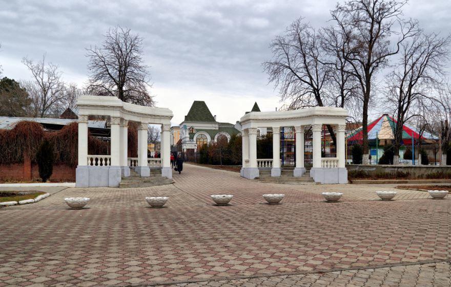 Смотреть красивое фото города Новочеркасска в хорошем качестве