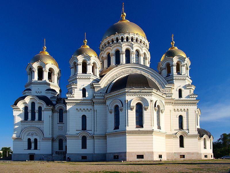 Войсковой Вознесенский собор город Новочеркасск