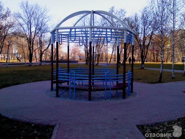 Сквер тружеников тыла город Обнинск