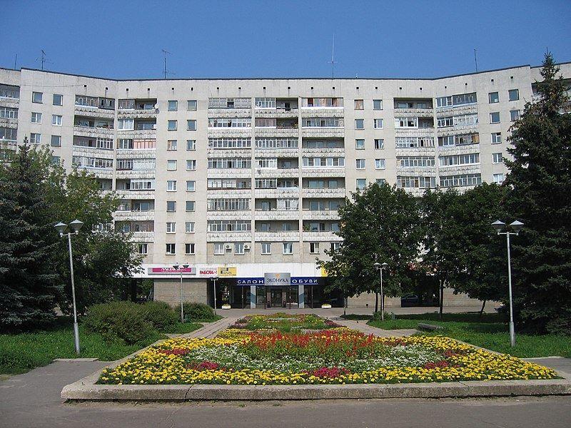 Треугольная площадь город Обнинск Калужская область