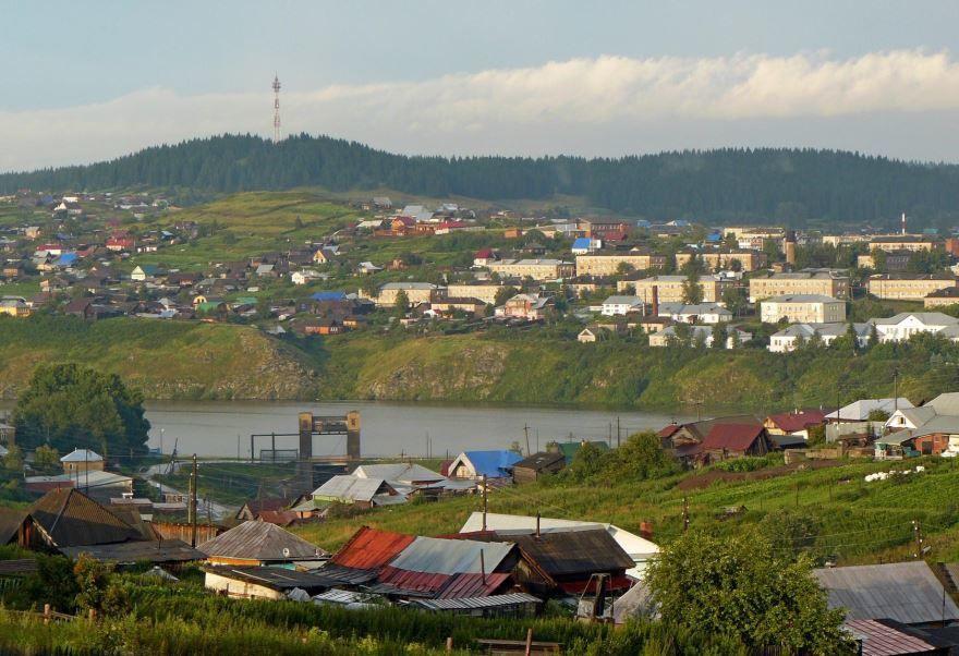 Скачать онлайн бесплатно лучшее фото вид на город Нязепетровск в хорошем качестве