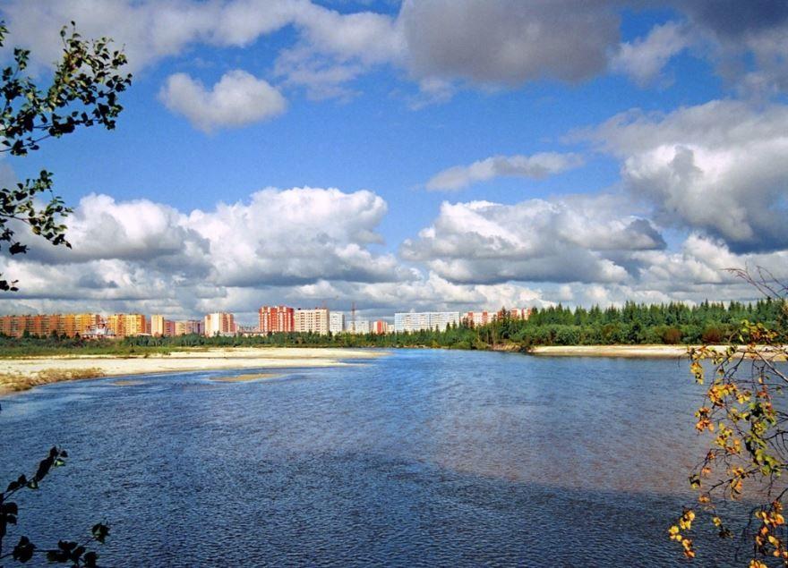 Смотреть лучшее фото города Новый Уренгой красивый вид в хорошем качестве