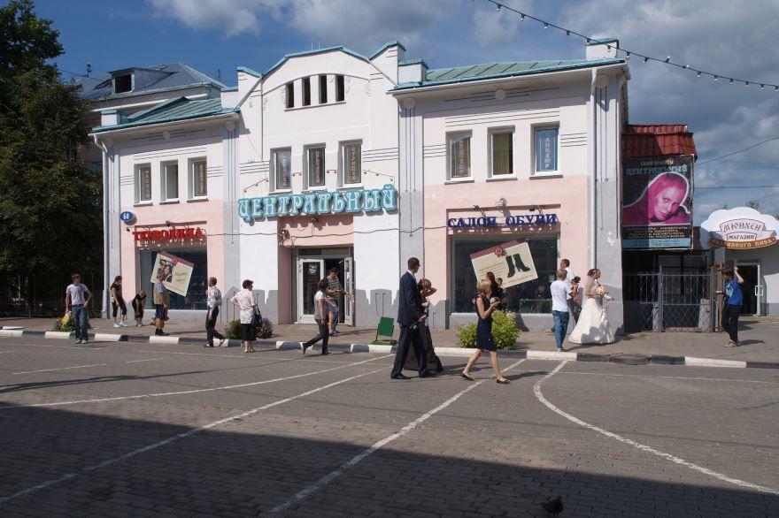 Скачать онлайн бесплатно лучшее фото достопримечательности города Ногинска в хорошем качестве