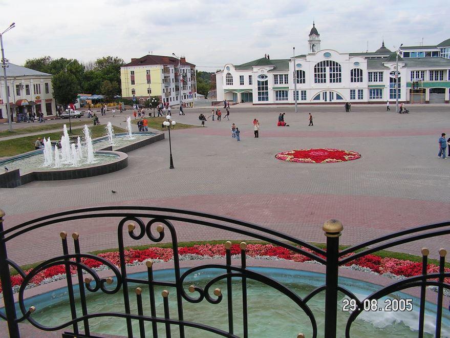 Смотреть красивое фото вид города Ногинска в хорошем качестве
