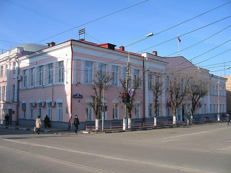 Здание администрации города Ногинска