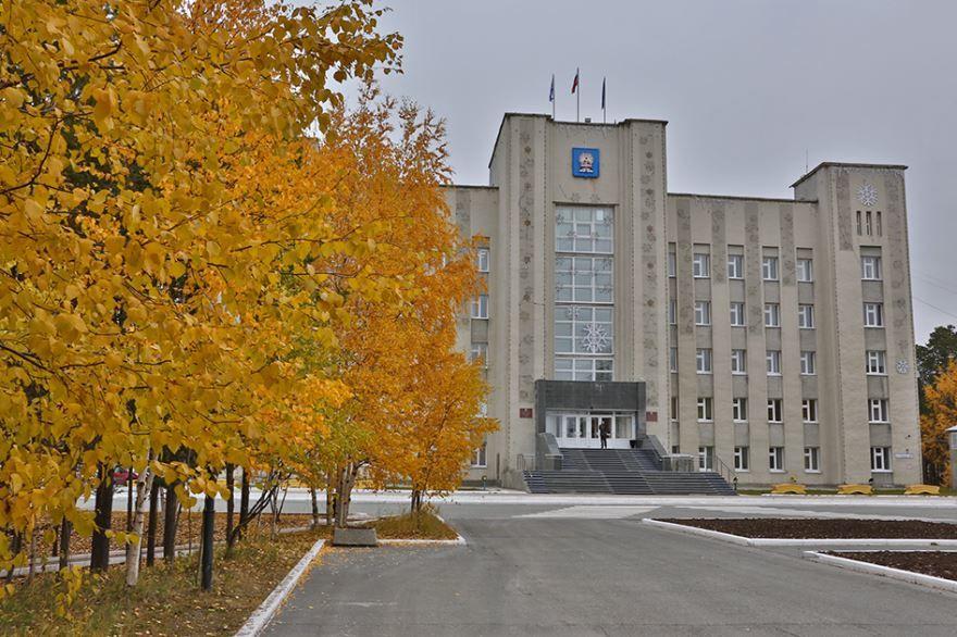 Смотреть лучшее фото осень в Ноябрьске