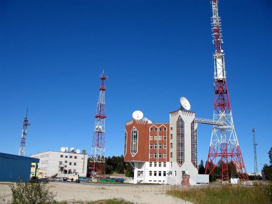 Телерадиостанция город Ноябрьск