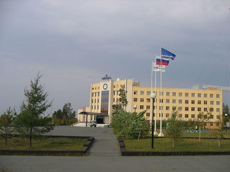 Смотреть лучшее фото города Ноябрьск