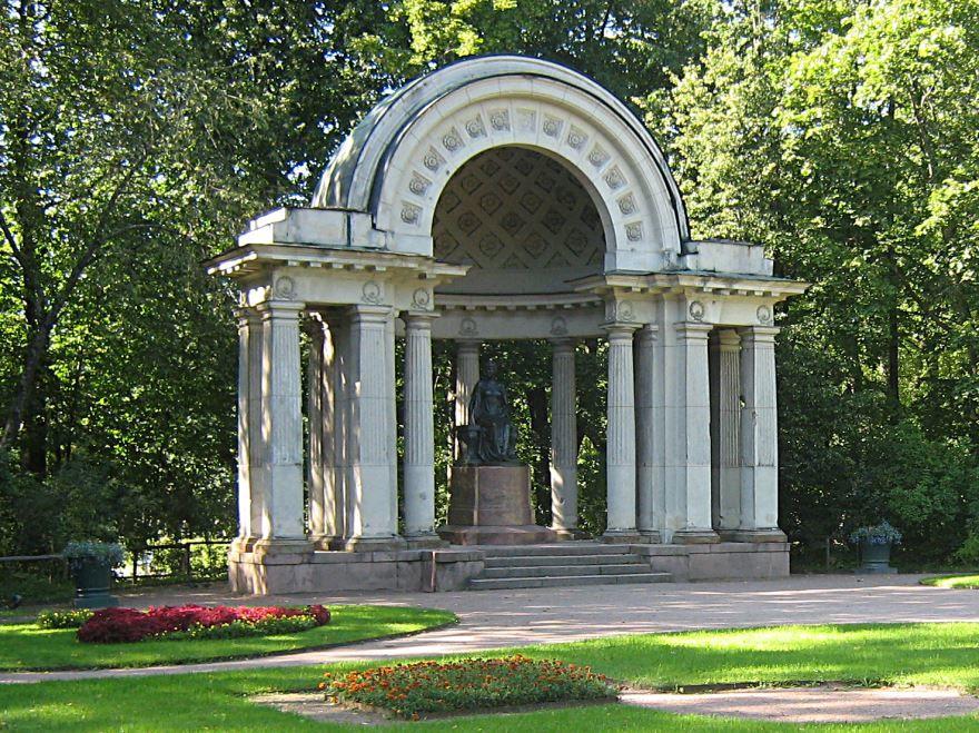 Скачать онлайн бесплатно лучшее фото достопримечательности города Павловска в хорошем качестве