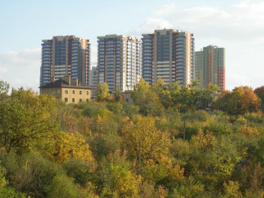 Скачать онлайн бесплатно лучшее фото красивый вид города Павлово в хорошем качестве