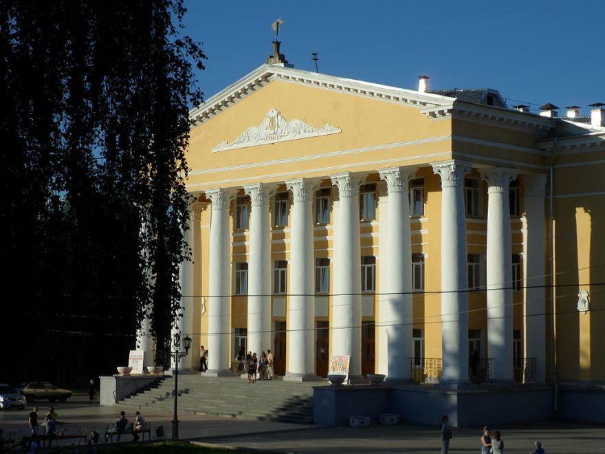 Дворец культуры город Павлов 2018