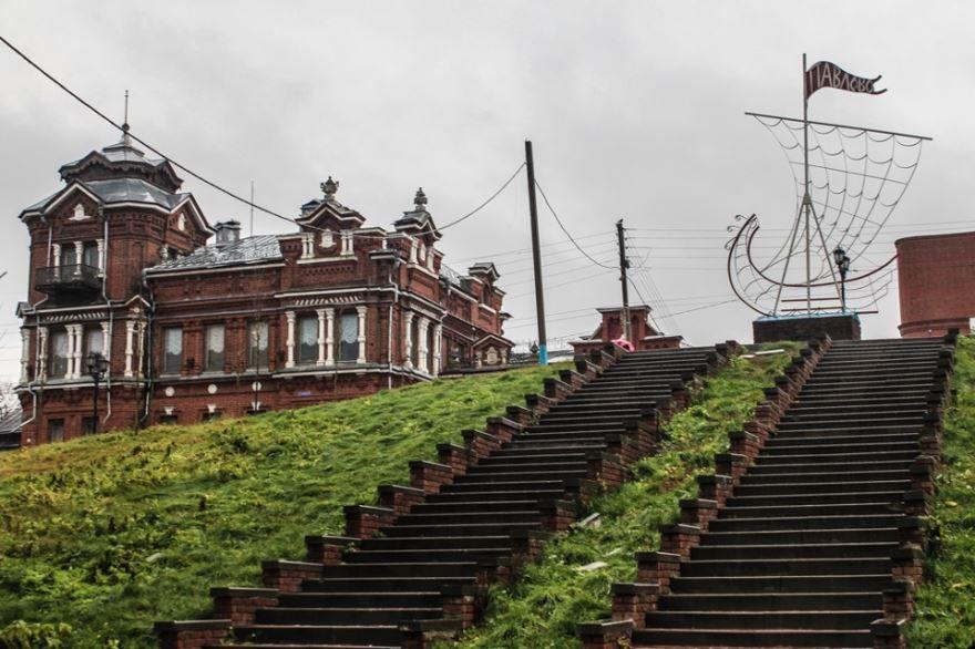 Скачать онлайн бесплатно лучшее фото достопримечательности города Павлово в хорошем качестве