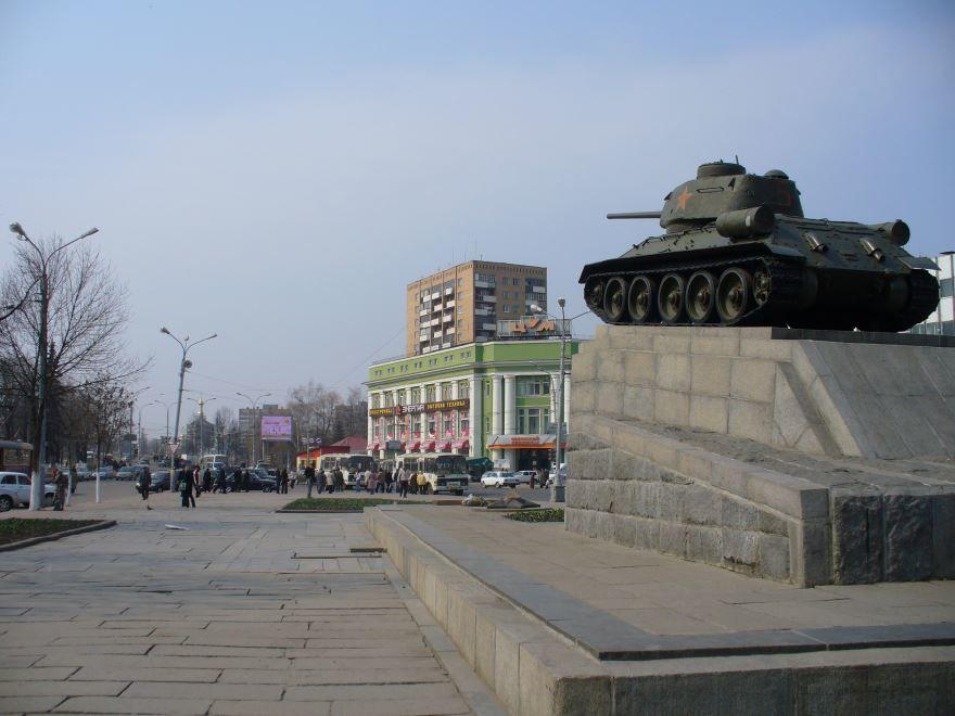 Скачать онлайн бесплатно лучшее фото достопримечательности города Орла в хорошем качестве