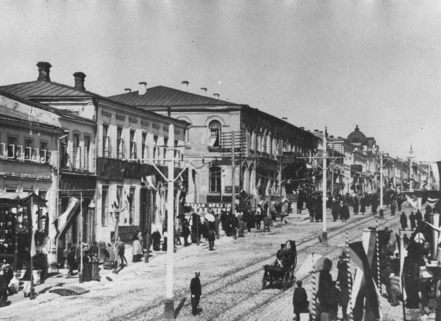 Скачать онлайн бесплатно лучшее старинное фото города Орла в хорошем качестве