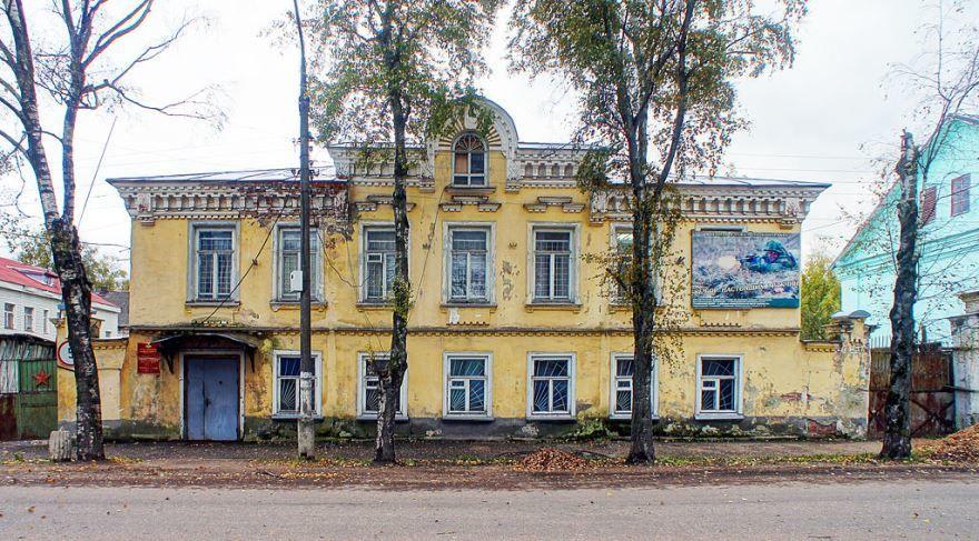 Смотреть красивое фото улица города Осташков 2019