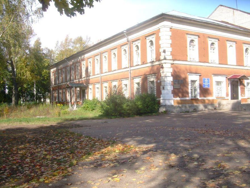 Скачать онлайн бесплатно лучшее фото школа города Осташкова в хорошем качестве