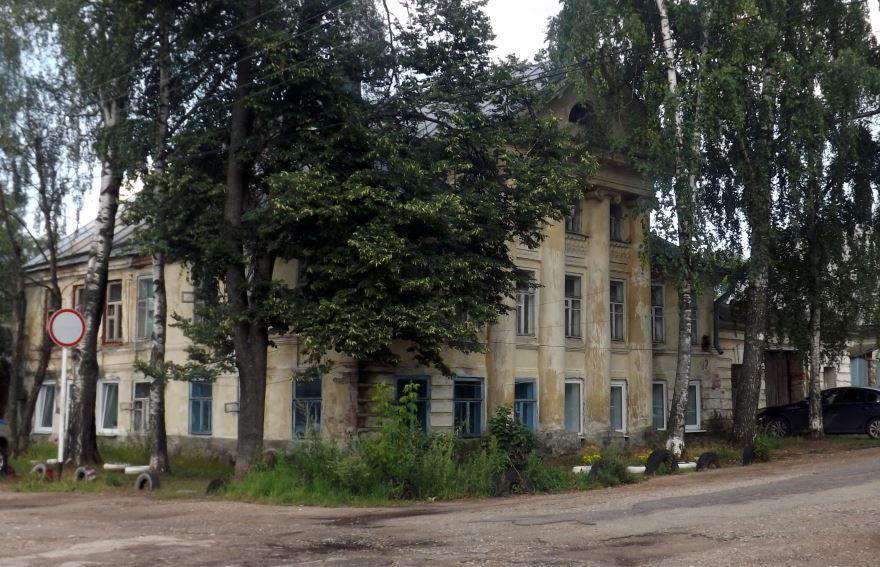 Усадьба художников Митиных город Осташков