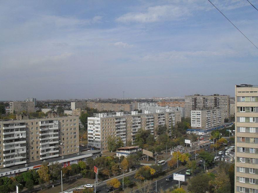 Скачать онлайн бесплатно лучшее фото красивый вид города Оренбурга в хорошем качестве