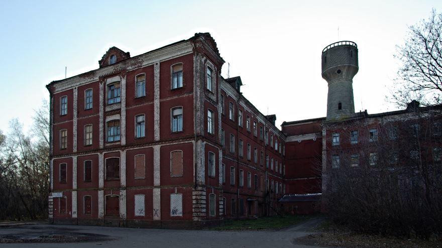 Смотреть красивое фото улица города Орехово-Зуево в хорошем качестве