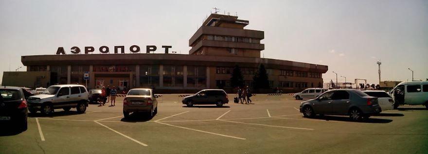 Аэропорт город Орск