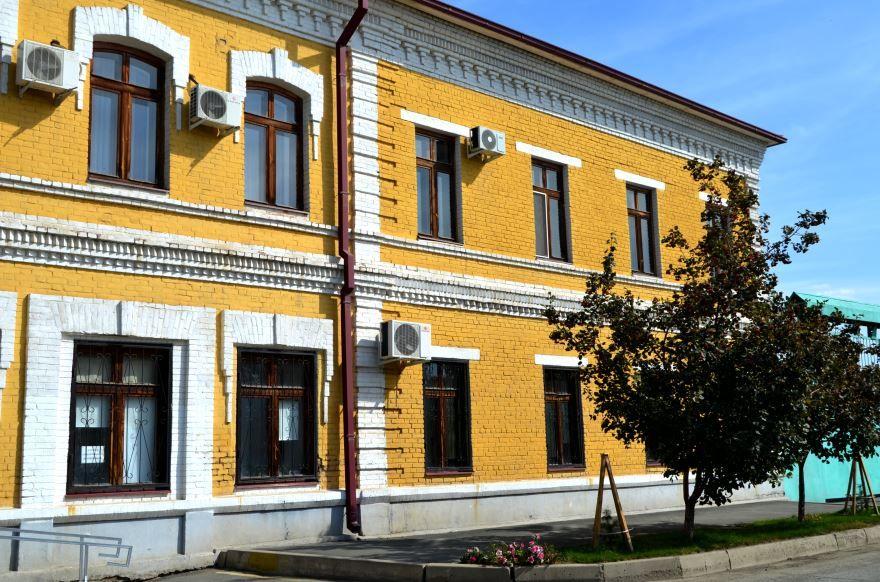 Доходный дом купца Маца город Орск