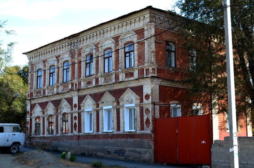 Дом купца Литвака город Орск