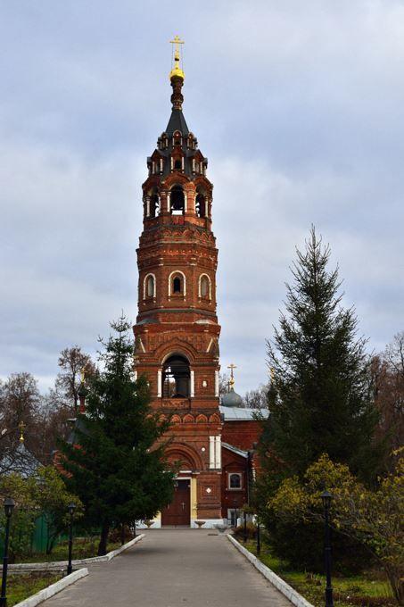 Покровско-Васильевский монастырь город Павловский Посад