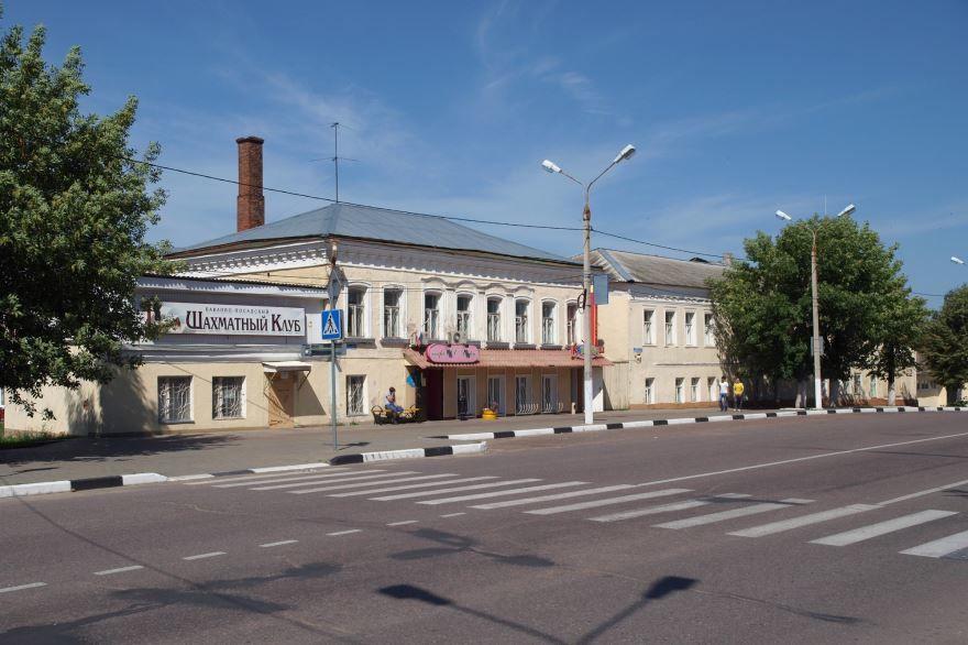 Скачать онлайн бесплатно лучшее фото города Павловский Посад в хорошем качестве