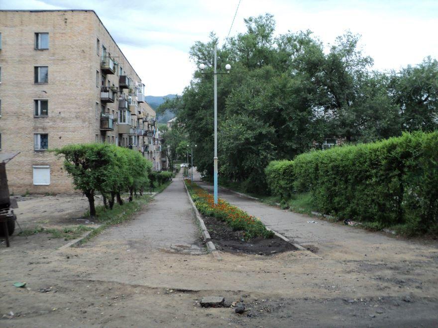 Скачать онлайн бесплатно лучшее фото города Партизанска в хорошем качестве