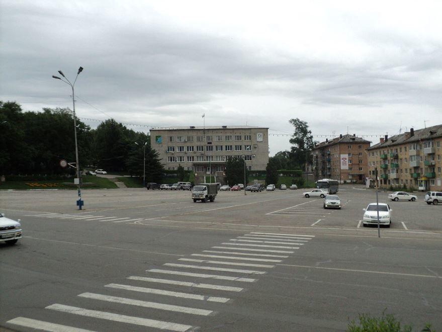 Смотреть лучшее фото улица города Партизанск в хорошем качестве