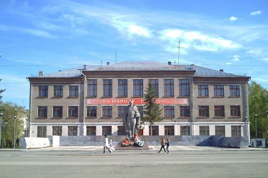 Многопрофильный техникум город Полевской