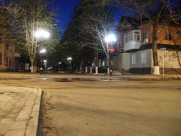 Скачать онлайн бесплатно лучшее фото центральная улица города Покров в хорошем качестве