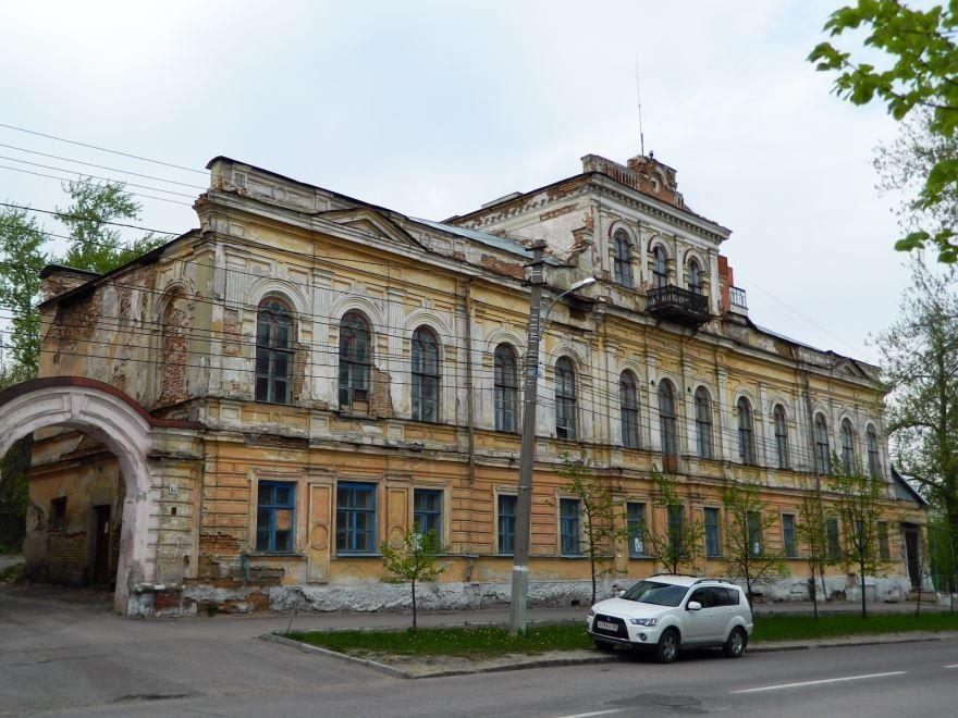 Епархиальное женское училище город Пенза