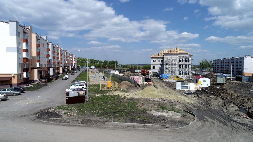 Микрорайон Заря город Пенза
