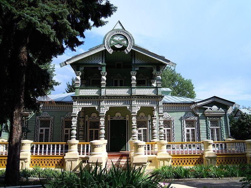 Музей народного творчества город Пенза