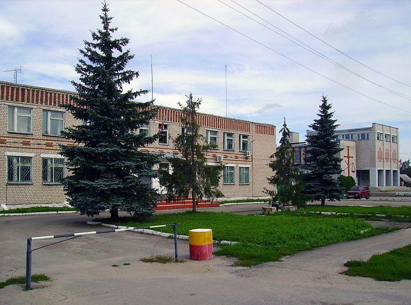 Районный отдел милиции город Перевоз