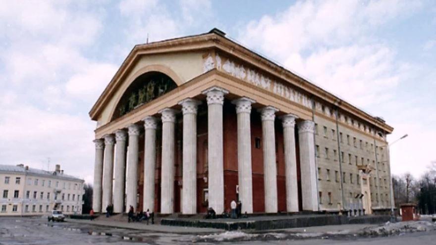 Музыкальный драматический театр город Петрозаводск
